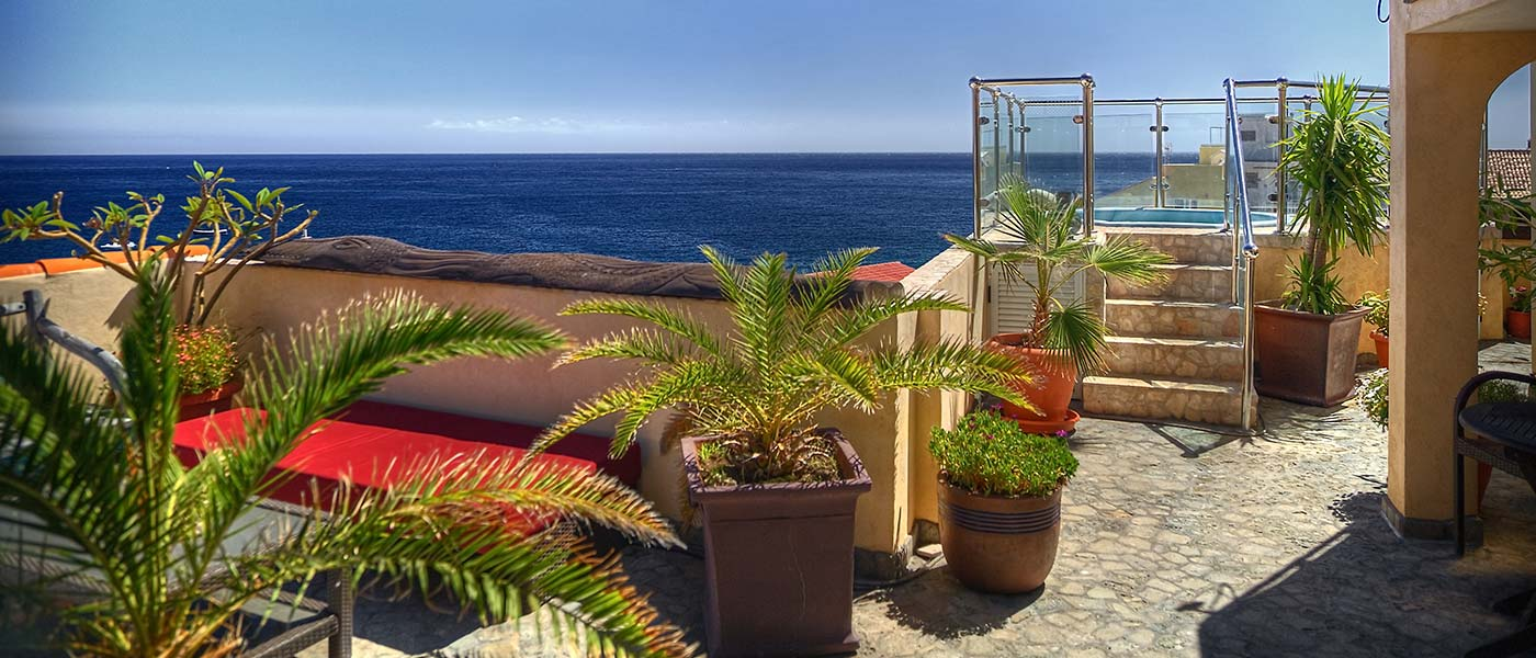 Wellness Gomera Lounge La Playa