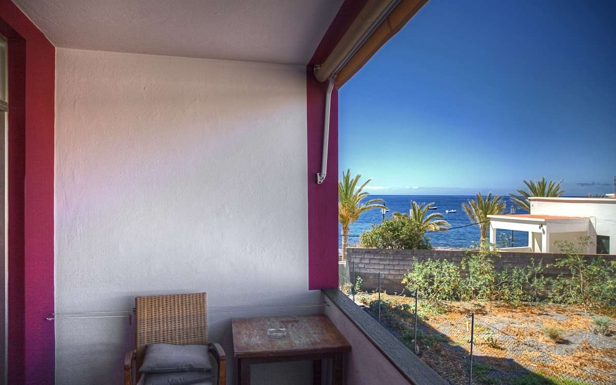 Gomera Lounge Apartment Mexico Balcony