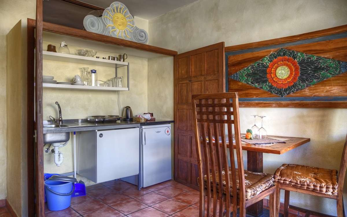 Gomera Lounge Apartment Mexico Kitchen