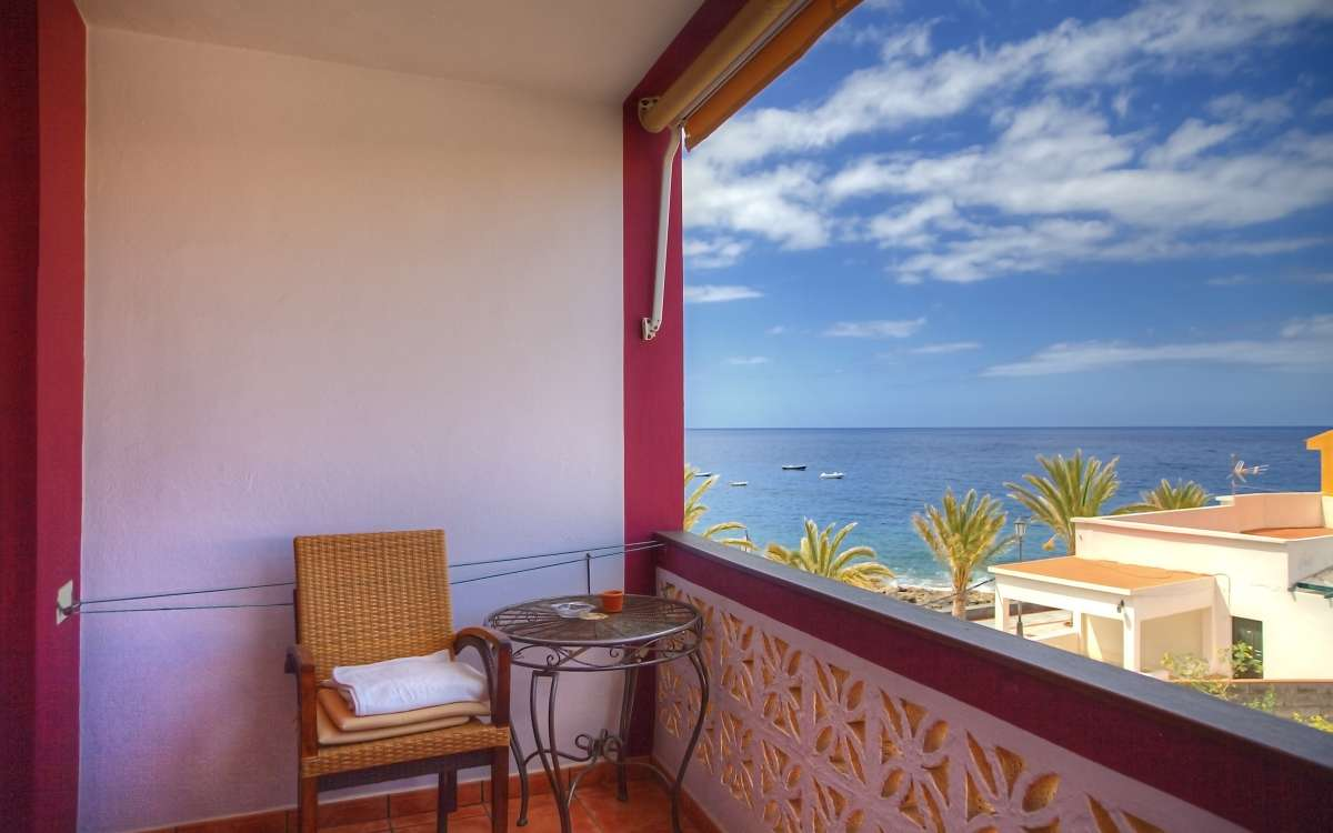 Gomera Lounge Apartment 1001 Nacht Balcony