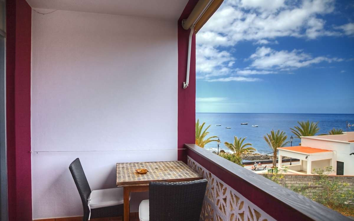 Gomera Lounge Apartment Cabo Verde Balcony