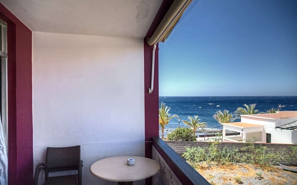 Gomera Lounge Apartment Africa Balcony