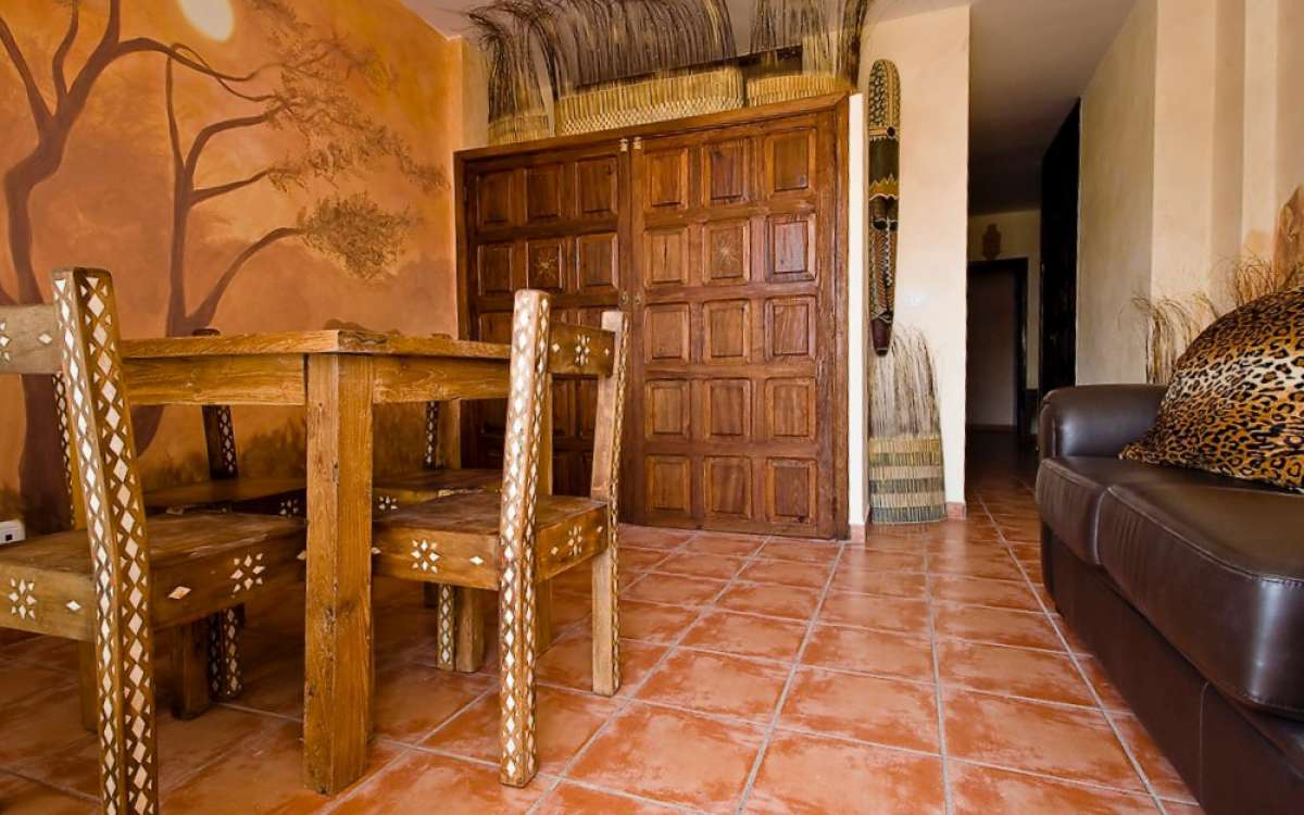 Gomera Lounge Apartment Africa Living Room