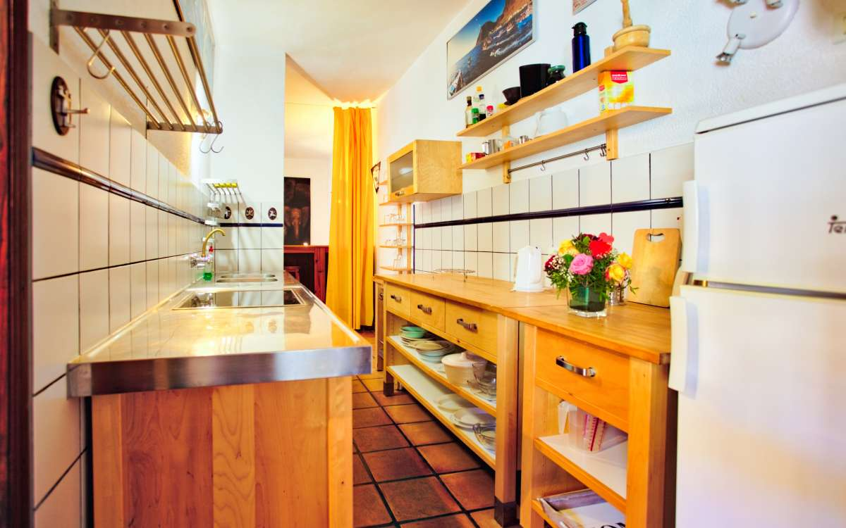 Galeria Suite Kitchen